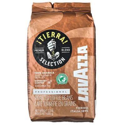 Кофе Лавацца Тиерра зерно вак.уп