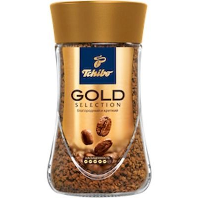 Кофе Чибо Голд Селекшн растворимый сублимированный