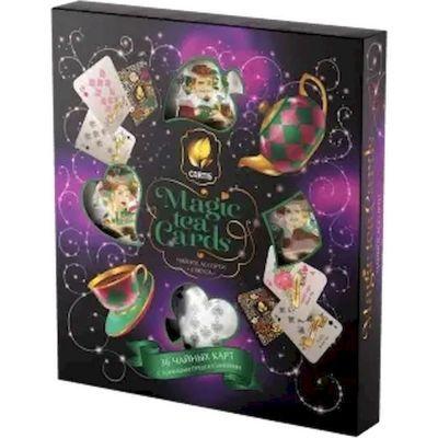 Чай Кёртис Magic Tea Cards ассорти пакет