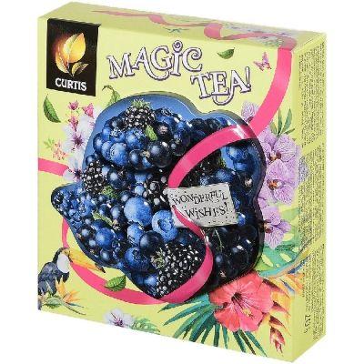 Чай Кёртис Very Berry Teapot черный листовой ж/б