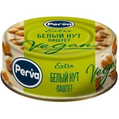 Паштет с белым нутом Курганский мясокомбинат Perva Extra ключ