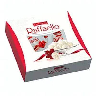 Конфеты с миндалём Раффаэлло плоская
