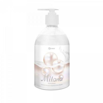 Жидкое крем-мыло GraSS Milana жемчужное