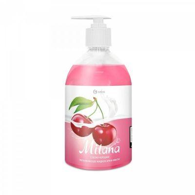 Жидкое крем-мыло GraSS Milana спелая черешня