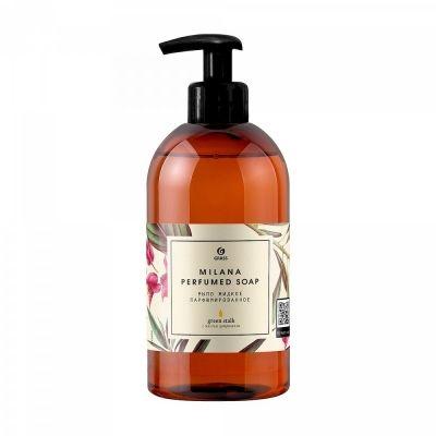 Жидкое мыло парфюмированное GraSS Milana Green Stalk