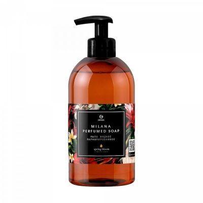Жидкое мыло парфюмированное  GraSS Milana Spring Bloom