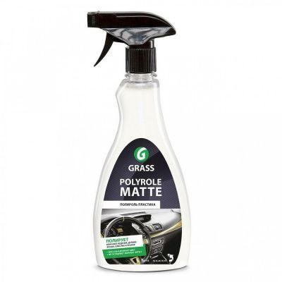 Очиститель пластика GraSS Polyrole Matte
