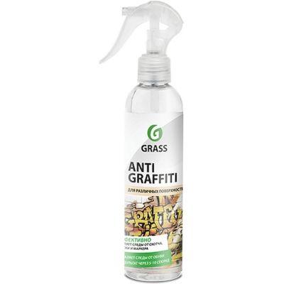 Средство для очистки поверхностей от скотча, краски и маркера GraSS Antigraffiti