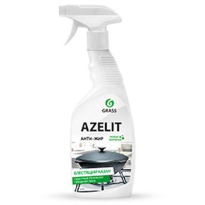 Чистящее средство GraSS Azelit (казан) для кухни, для удаления жира, нагара и копоти