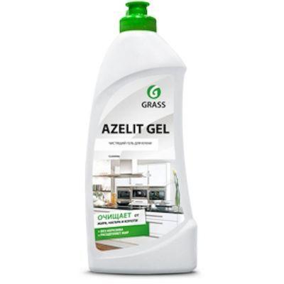 Чистящее средство GraSS Azelit гель для кухни, для удаления жира, нагара и копоти