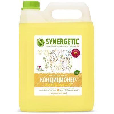 Кондиционер для белья Synergetic Цветочная фантазия