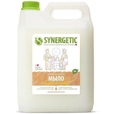 Мыло жидкое Synergetic Миндальное молочко