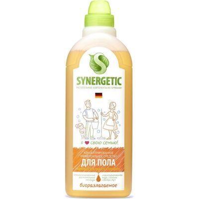 Средство для мытья поверхностей (пол, стены и др.) Synergetic