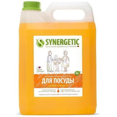 Средство для мытья посуды Synergetic Апельсин