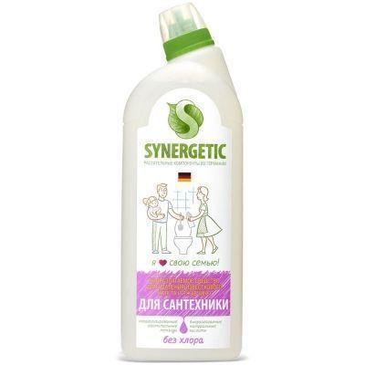 Средство для мытья сантехники Synergetic