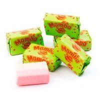 Жевательные конфеты Мамба 2 в 1