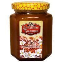 Мед натуральный Домашние Традиции гречишный ГОСТ ст/б