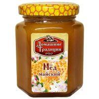 Мед натуральный Домашние Традиции майский ГОСТ ст/б