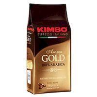 Кофе Kimbo Голд 100% Арабика натуральный жар зерно м/у
