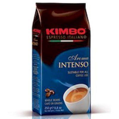 Кофе Kimbo насыщенный Aroma Intenso натуральный зерно м/у