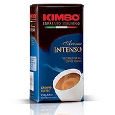 Кофе Kimbo Насыщенный Aroma Intenso натуральный молотый в/у