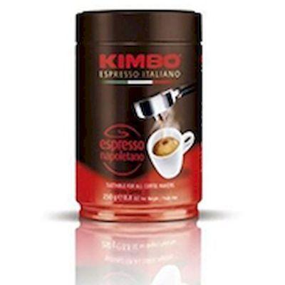 Кофе Kimbo Espresso Napoletano молотый ж/б