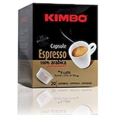 Кофе Kimbo NC Armonia 100% Arabica в капсулах