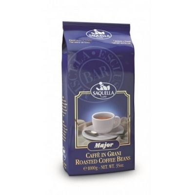 Кофе Saquella в зернах жареный Major