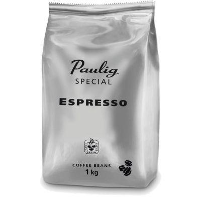 Кофе Паулиг Спешиал Эспрессо зерно