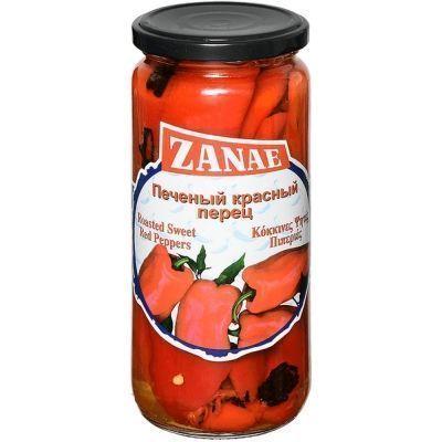 Перец Zanae Флорина печеный красный в рассоле