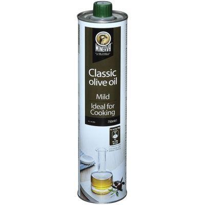 Оливковое масло Минерва Extra Virgin Classic ж/б