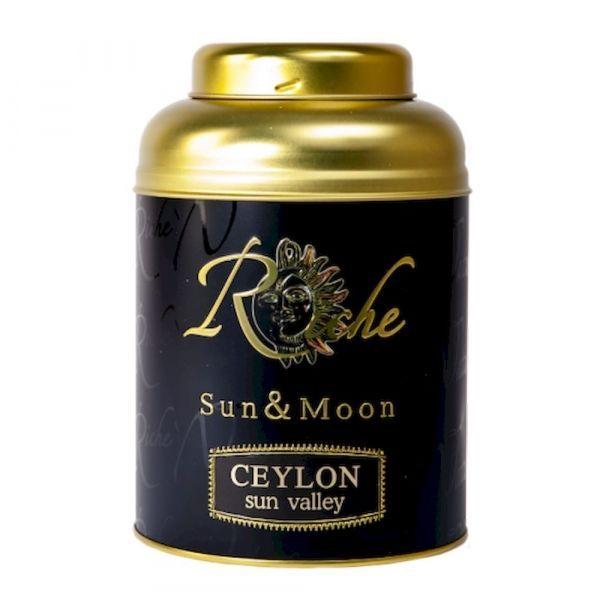 Чай Riche Nature черный крупнолистовой Sun Valley ж/б