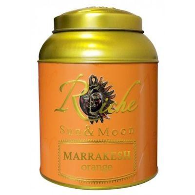 Чайный напиток Riche Nature с ароматом клементина Marrakesh Orange ж/б