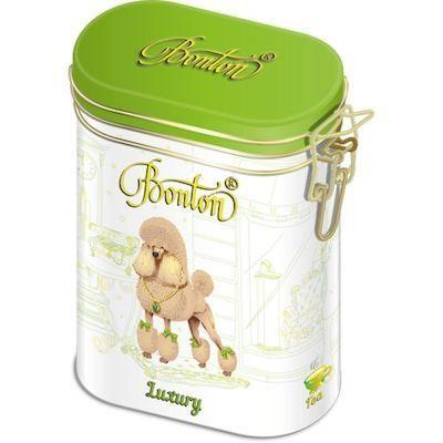 Чай Bonton Роскошный зеленый крупнолистовой ж/б