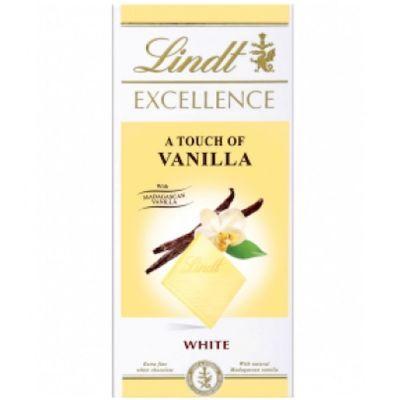 Шоколад Lindt Экселленс Белый с ванилью