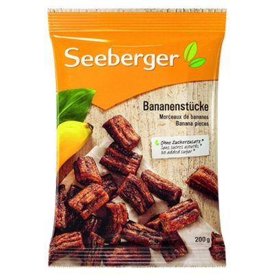 Сухофрукты Зеебергер Бананы кусочками
