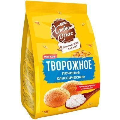 Печенье Хлебный Спас Творожное