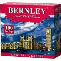 Чай Бернли English Classic 100 пак. с/я