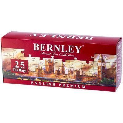 Чай Бернли English Premium 25 пак. с/я
