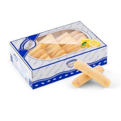 Печенье Полет Слоеный Десерт Лимоньерки с лимоном