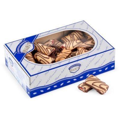 Печенье Полет Арлетка темный шоколад