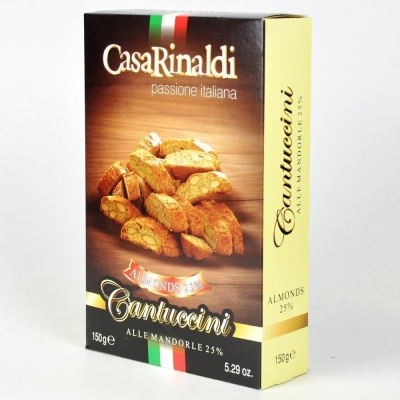 Печенье Casa Rinaldi Кантучини с миндалём