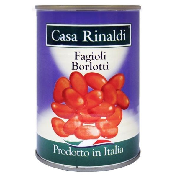 Фасоль белая Casa Rinaldi Борлотти