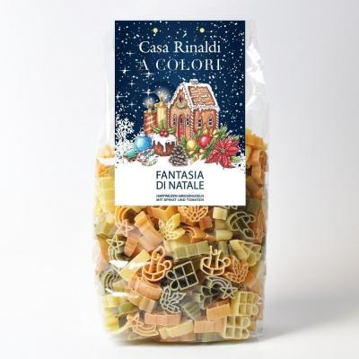 Паста цветная Casa Rinaldi Рождественские Fantasia