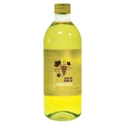 Масло из виноградных косточек Casa Rinaldi рафинированное