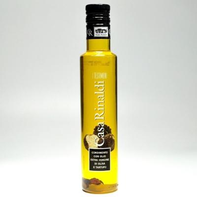 Масло оливковое Casa Rinaldi Extra Vergine с кусочками трюфелей