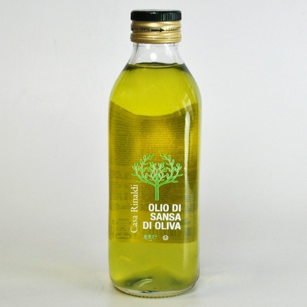 Масло оливковое Casa Rinaldi Sansa для жарки рафинированное