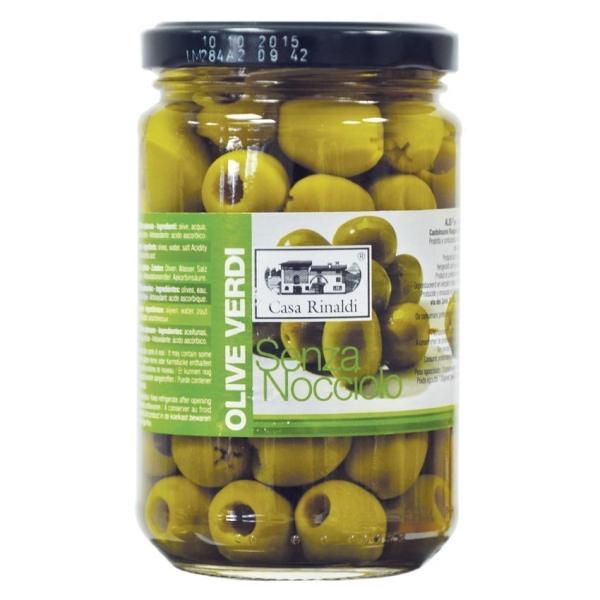 Оливки консервированные Casa Rinaldi без косточки