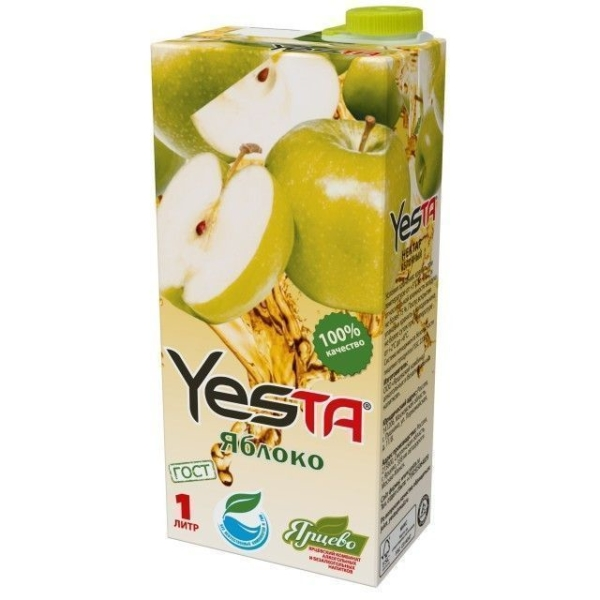 Нектар Yesta Яблочный