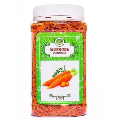 Морковь сушеная Organic food